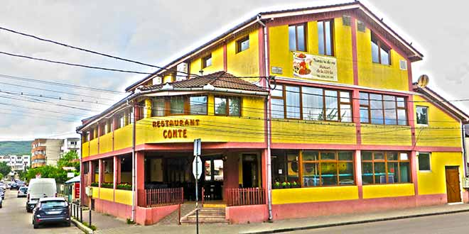 restaurant conte gherla