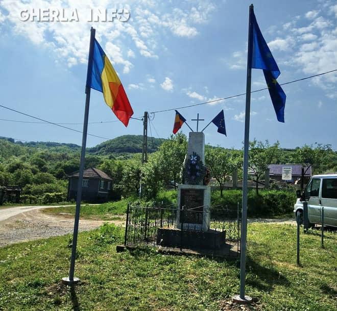 sacalaia catarg monument