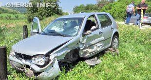 accident volkswagen fizesu gherlii gherla