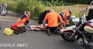 accident motocicleta fizesu gherlii gherla cluj