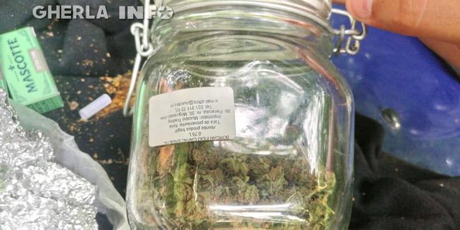borcan droguri iarba cannabis