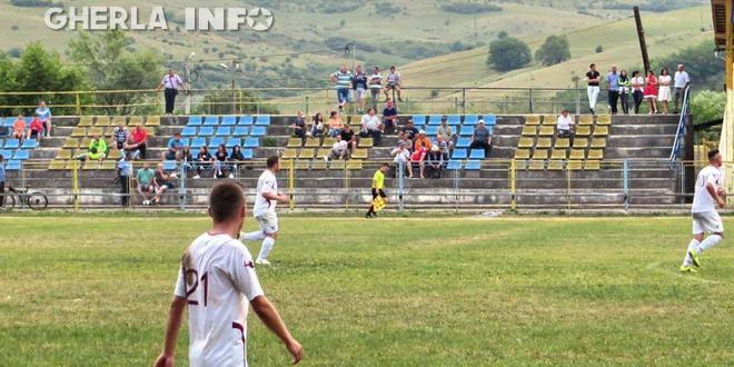 fotbal armenopolis gherla unirea iclod