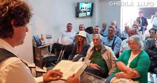 gabriel rusu lansare carte gherla
