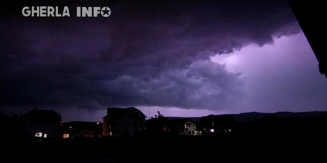 gherla furtuna fulger