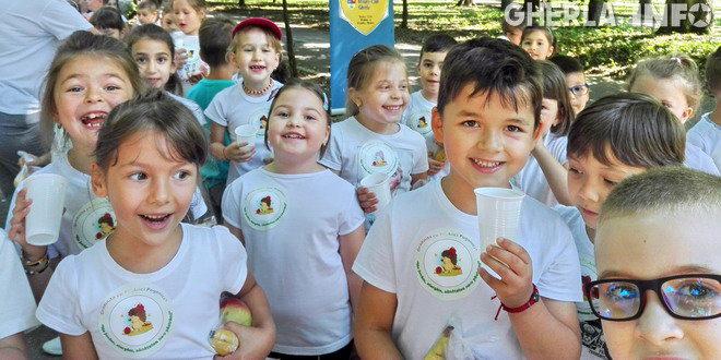 gradinita arici pogonici copii parc