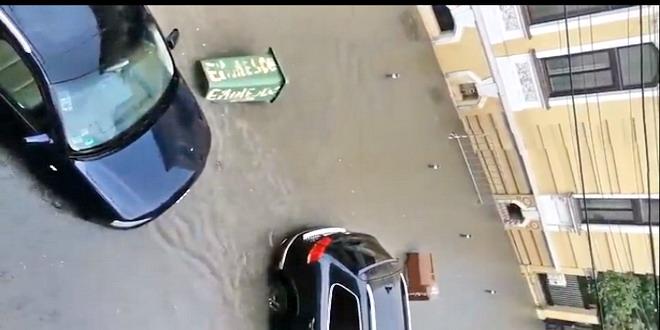 inundatie cluj pubele