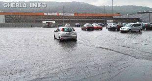 inundatie kaufland gherla