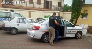 politie cluj retinut
