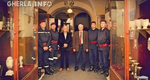 pompieri gherla muzeu istorie