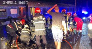 accident tren bistrita nasaud feldru