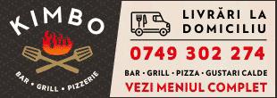 pizzerie gherla strand kimbo livrare la domiciliu restaurant bar grill telefon