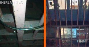 politie gherla inchis noapte poarta