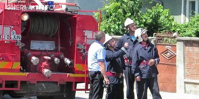pompieri gherla strada reformei