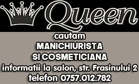 salon queen gherla manichiurista locuri de munca