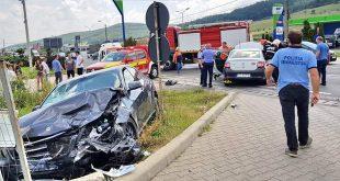 accident dej taxi