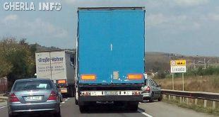 accident livada renault tir cluj salaj