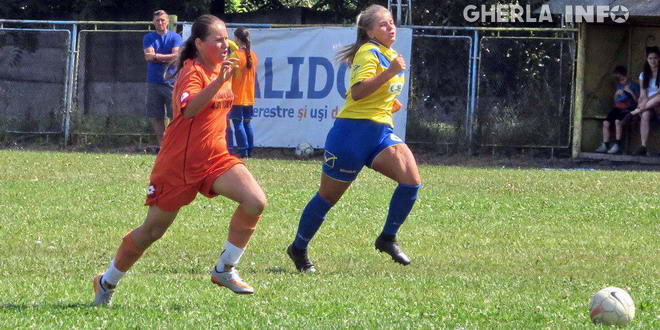 fotbal fete gherla