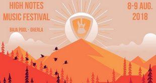 high notes festival gherla