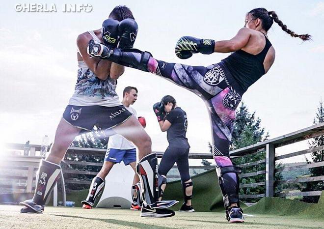 kickbox somesul rece gherla