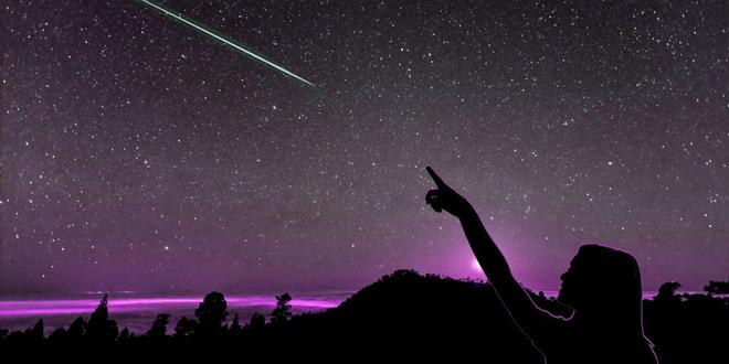 perseide cer meteor
