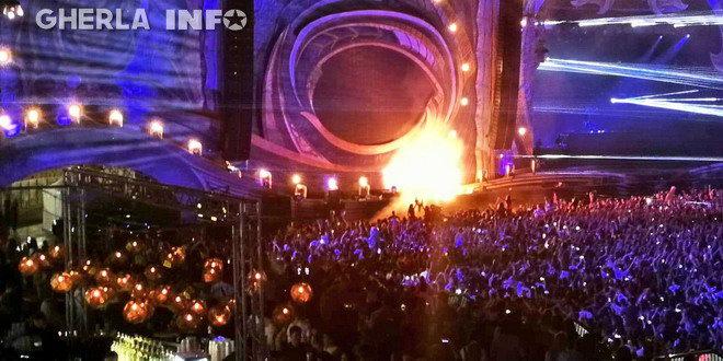 untold incendiu cluj arena