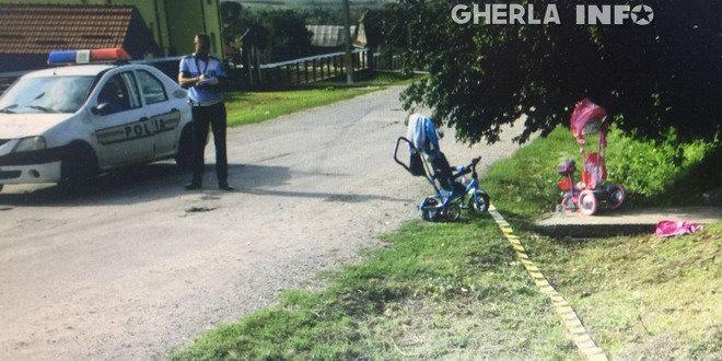 accident borsa cluj politie