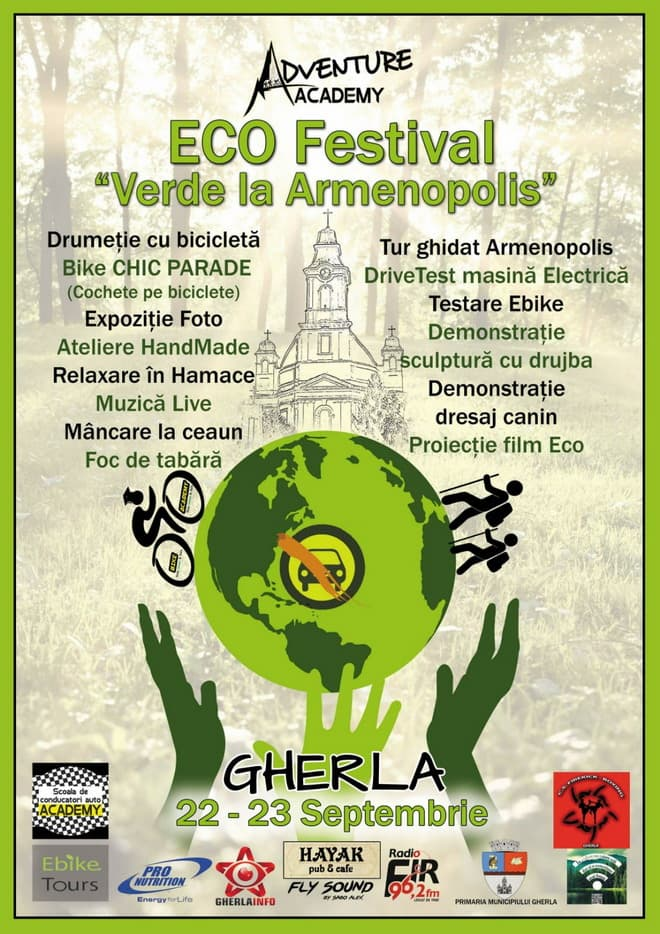 eco festival gherla