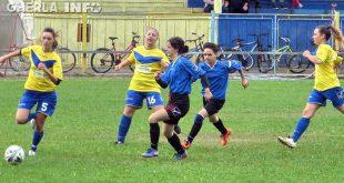 fotbal feminin atletic olimpia gherla sporting lugas