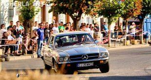 klausenburg racing dej mercedes raliu auto