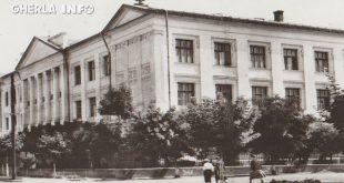 liceu petru maior gherla 1970