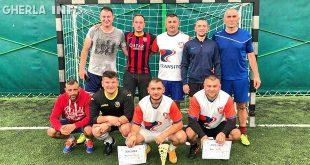 politia gherla fotbal minifotbal dej