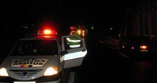 politie noapte