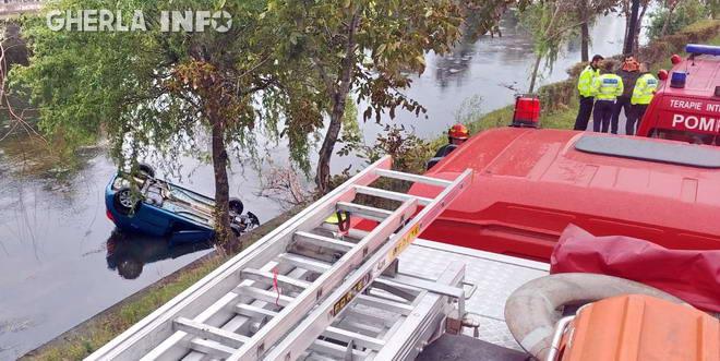pompieri cluj masina somes