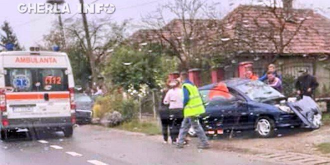 accident iclod ambulanta