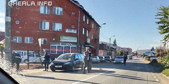 accident dej politie