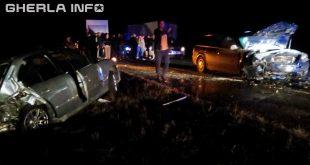 accident gherla bmw volkswagen cluj
