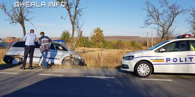 accident nima politie cluj