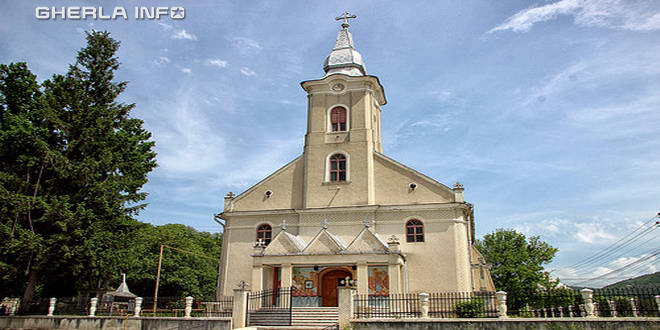 biserica mintiu gherlii