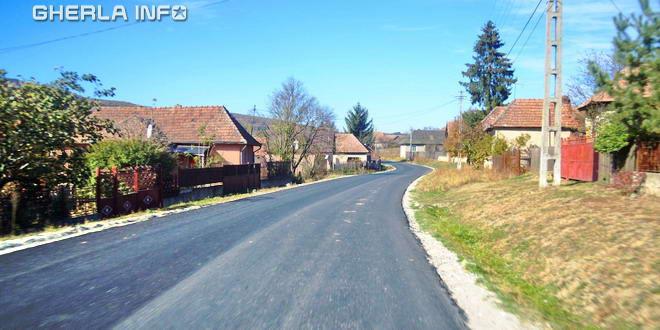 drum asfaltat sat