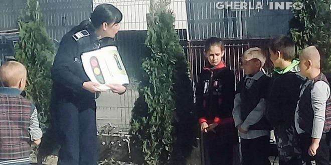 politie elevi scoala taga cluj