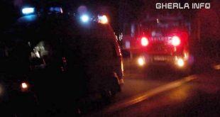 pompieri smurd noapte accident