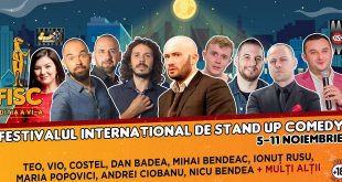 standup comedy cluj festival
