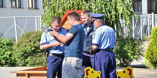 votare seectie politist