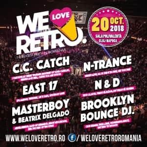 we love retro cluj 2018 concert