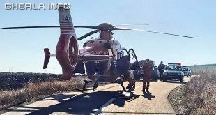 accident elicopter smurd cluj ploscos