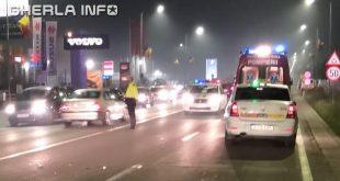 accident floresti politie cluj