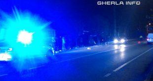 accident gherla politie