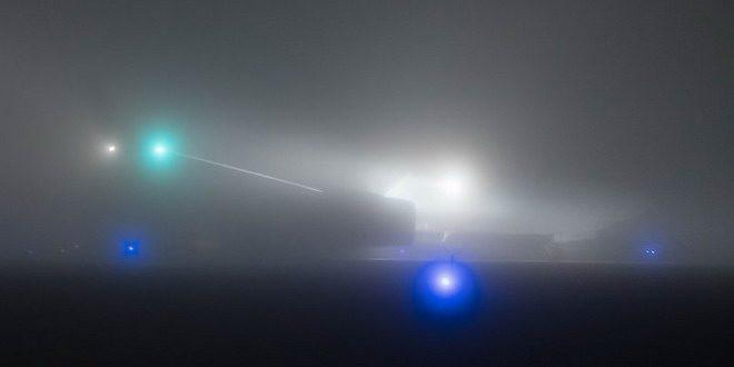 ceata noapte aeroport