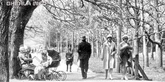 gherla parc 1930