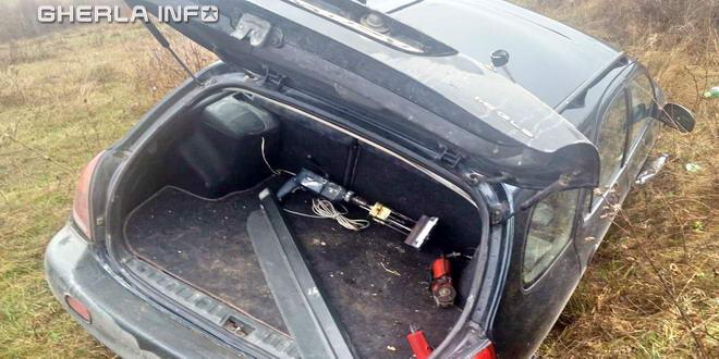 masina hoti furt camp cluj